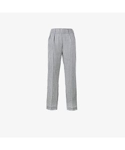 Emilia Wickstead | Arabella Gingham Trousers