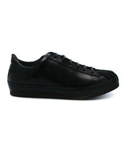 Hender Scheme | Striped Toe Cap Sneakers