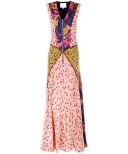 Roksanda | Multi-Print Long Dress