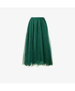 Rochas | Pleated A-Line Skirt