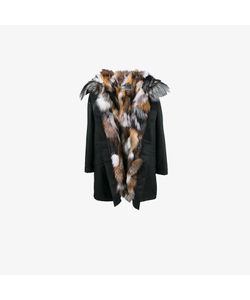 Army Yves Salomon | Fox Fur Lined Parka