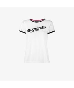 House Of Holland | Shameless Ringer T-Shirt