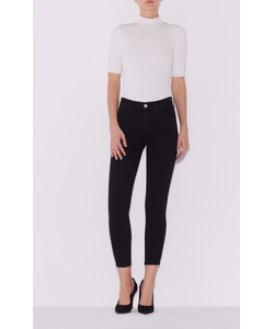 Goldsign | Virtual High Rise Skinny Crop