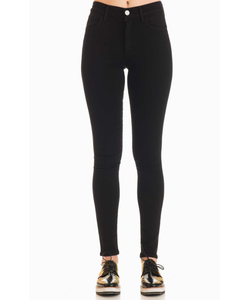 Goldsign | The Brigitte High Rise Skinny In Focus