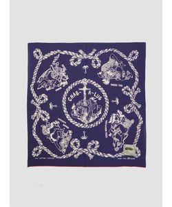 Kapital   Sneak Anchor Bandana Purple Menswear