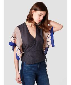 Rodebjer | Cami Airy Top Light Indigo Womenswear