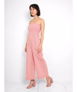 Nanushka | Emmy Stripe Jumpsuit Stripe