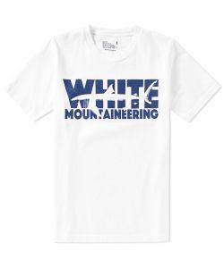 White Mountaineering | Shark Logo Tee
