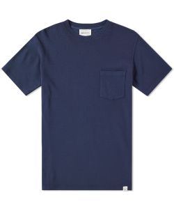 Norse Projects | Niels Garment Dye Pique Tee