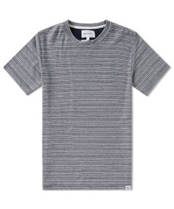 Norse Projects | Niels Textu Stripe Tee