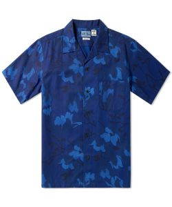 Blue Blue Japan | Magnolia Shirt