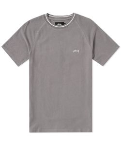 Stussy   Reverse French Terry Tee