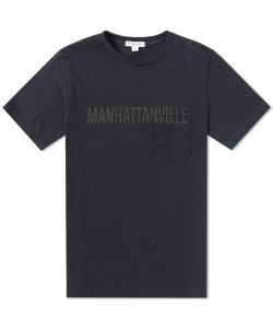 Engineered Garments | Manhattanville Tee