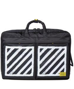 PORTER-YOSHIDA & CO. | X Off-White Three Way Briefcase