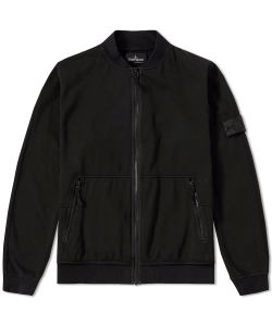 Stone Island Shadow Project | Jersey-R 3l Zip Bomber