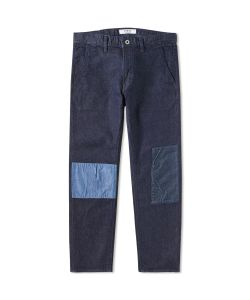 Fdmtl | Cropped Patch Chino