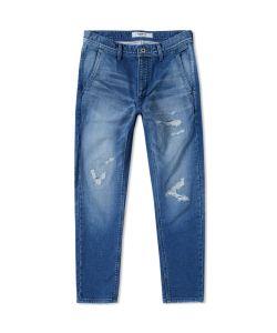 Fdmtl | Boro Stretch Cropped Jean