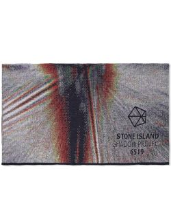 Stone Island Shadow Project | Jacquard Wool Scarf