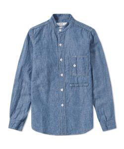 Fdmtl | Collarless Shirt