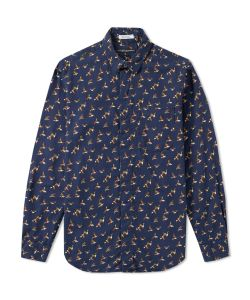 Engineered Garments | Short Collar Shirt
