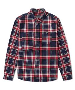 Engineered Garments | Flannel Work Shirt
