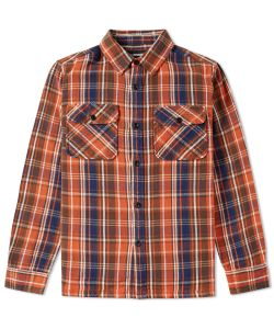 Undefeated | Plaid Flannel Shirt