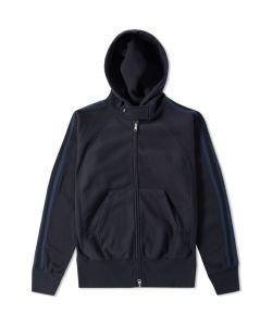 Engineered Garments | Raglan Zip Hoody