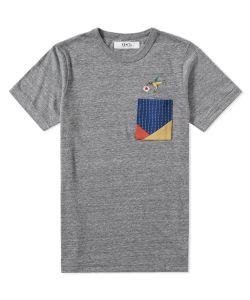 Fdmtl | Origami Pocket Tee