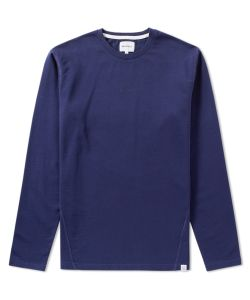 Norse Projects   Long Sleeve James Dry Cotton Tee