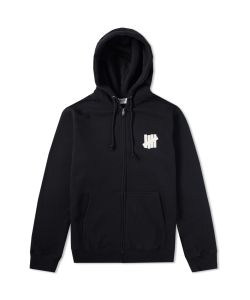 Undefeated | Chest Strike Zip Hoody