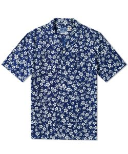 Blue Blue Japan | Bassen Bloom Shirt