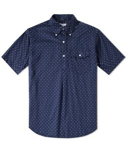 Engineered Garments | Short Sleeve Popover Shirt