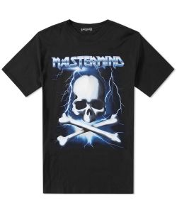 Mastermind Japan | Lightning Skull Tee