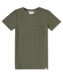 Norse Projects | Niels Japanese Pocket Tee