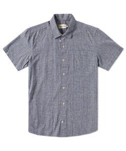 Oliver Spencer | Short Sleeve Lawrence Shirt