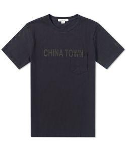 Engineered Garments | China Town Tee