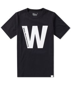 White Mountaineering | Printed W Tee