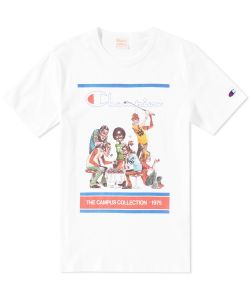 Champion | Reverse Weave Campus Collection Tee