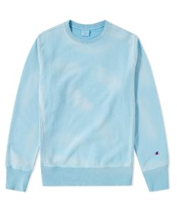 Champion | Reverse Weave Enzyme Washed Crew Sweat