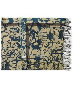 Dries Van Noten | Froster Camouflage Scarf