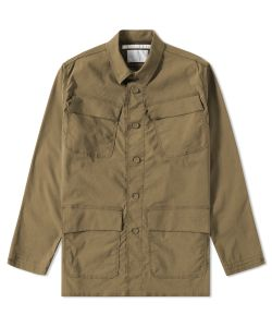 White Mountaineering | Military Shirt Jacket