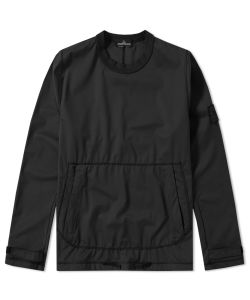 Stone Island Shadow Project | Garment Dyed Nylon-R Sports Crew