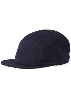 Larose Paris | Seersucker 5 Panel Cap