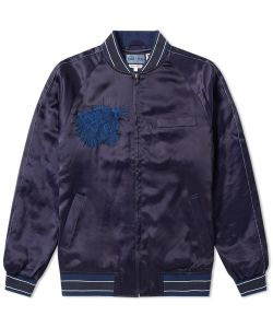 Blue Blue Japan | Sakura Souvenir Jacket