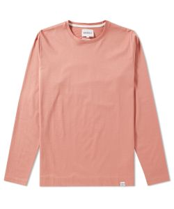 Norse Projects | Long Sleeve Esben Blind Stitch Tee