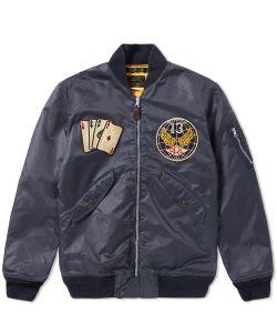 Rrl | Benson Flight Jacket