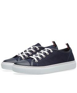 Moncler Gamme Bleu | Canvas Sneaker