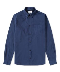 Norse Projects | Anton Garment Dyed Poplin Shirt