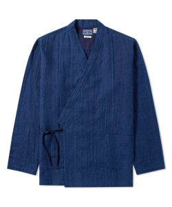 Blue Blue Japan | Haori Shirt