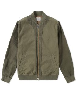 Folk | Slouch Bomber Jacket